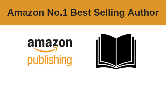 Amazon No.1 Best Selling Author System